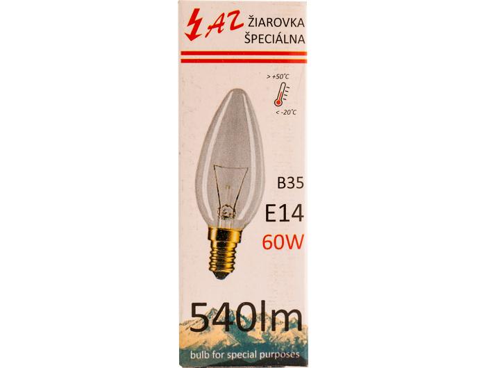 AZ žarulja 60 W  230 V  e 14 1 kom