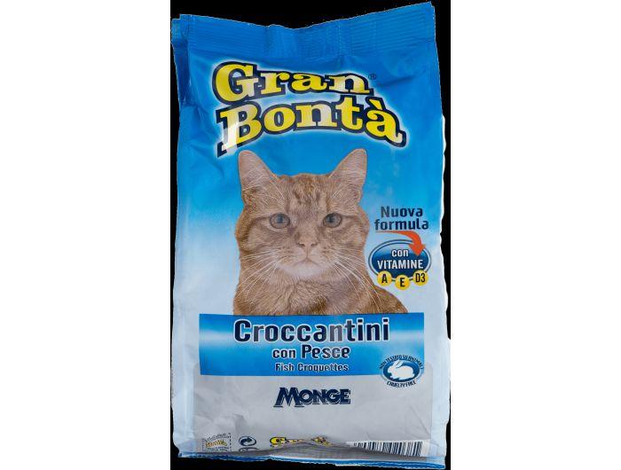 Gran Bonta hrana za mačke riblji kroketi 400 g