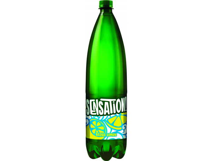 Jamnica Sensation aromatizirana voda bazga i limun 1,5 L