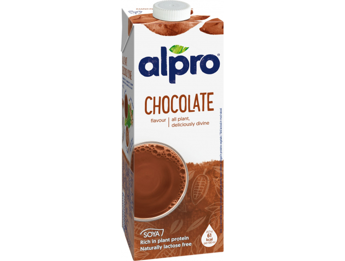 Alpro napitak od soje s okusom čokolade 1 L