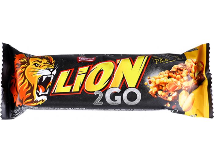 Lion 2go Kikiriki pločica 33 g