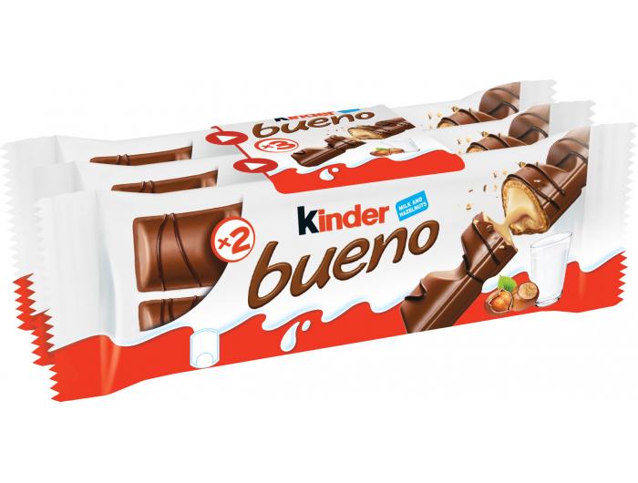 Ferrero Kinder Bueno 3x43 g