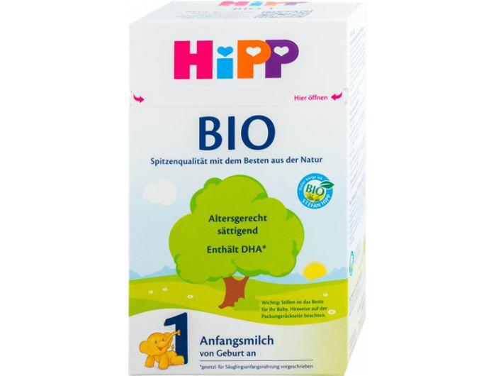 Zamjensko mlijeko, 600 g, bio, Hipp 1