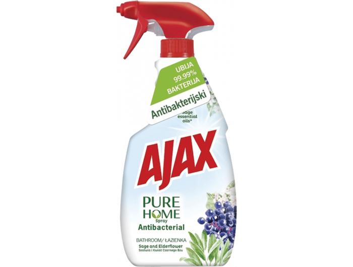 Ajax Pure Home antibakterijski sprej za čišćenje kupaonice  500 ml
