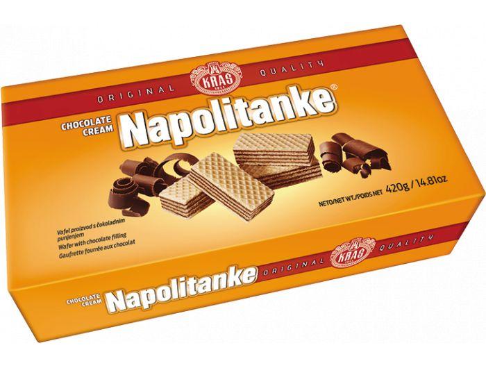 Kraš napolitanke chocolate cream 420 g