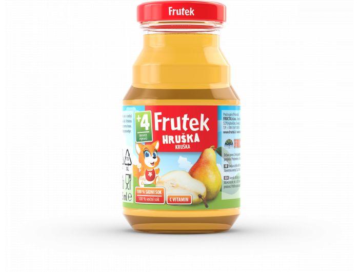 Frutek Dječji sok kruška 125 ml