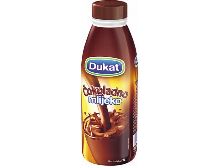 Dukat čokoladno mlijeko 1 L