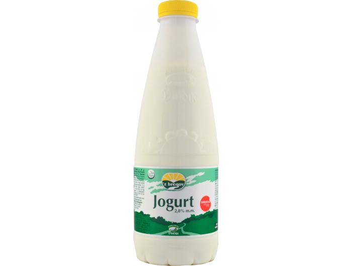 Vindija 'z bregov jogurt 2,8% m.m. 1 kg