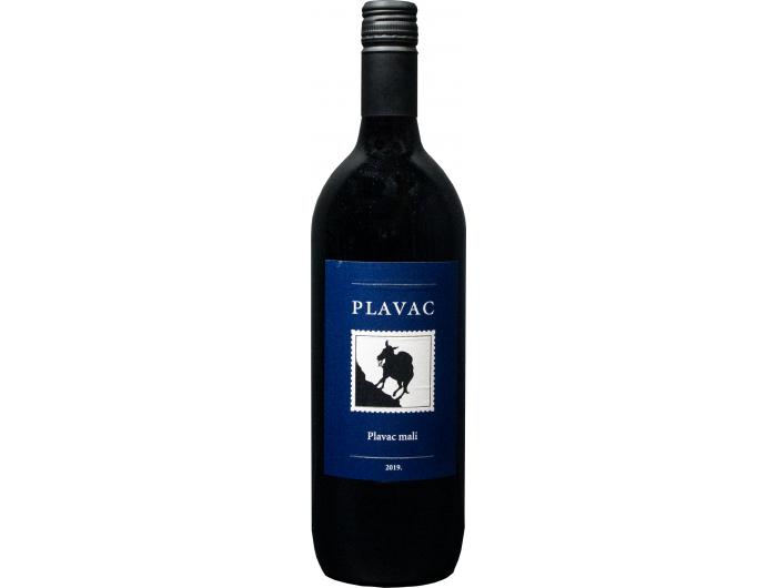 Vino crno Plavac Badel 1 L