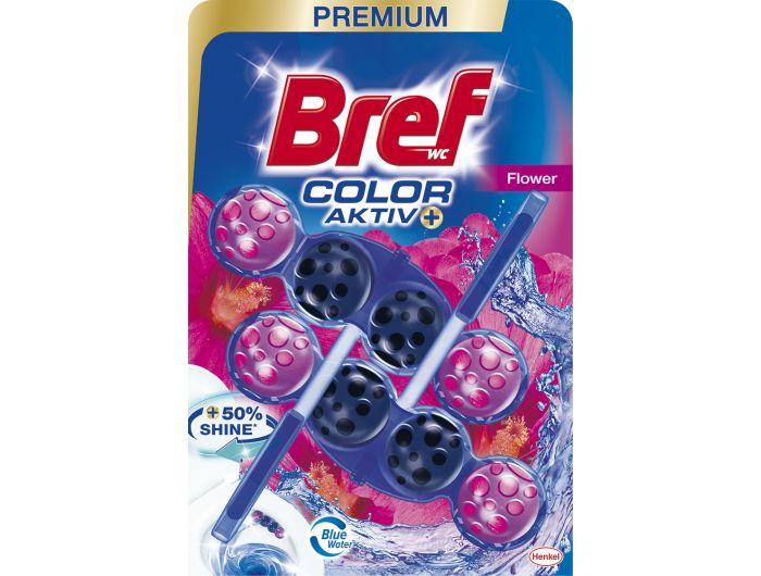 Bref Color Aktiv sredstvo za čišćenje i osvježavanje wc školjke Fresh 2 x 50 g
