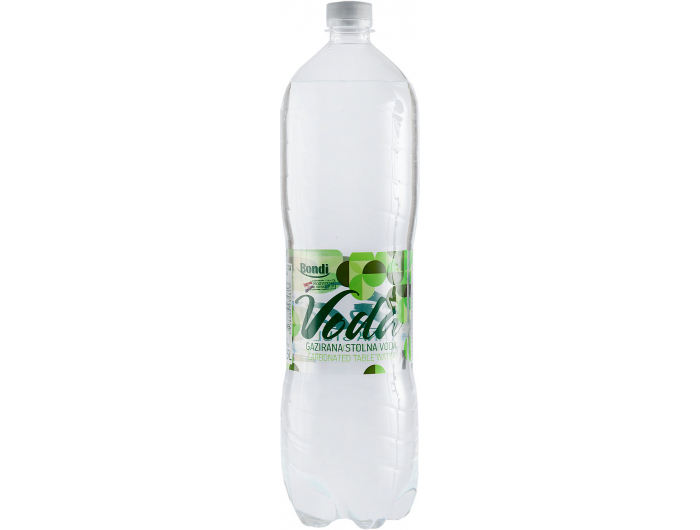 Bondi Gazirana voda 1,5 L