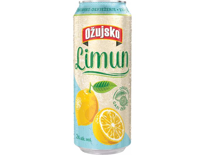 Ožujsko Pivo limun 0,5 L