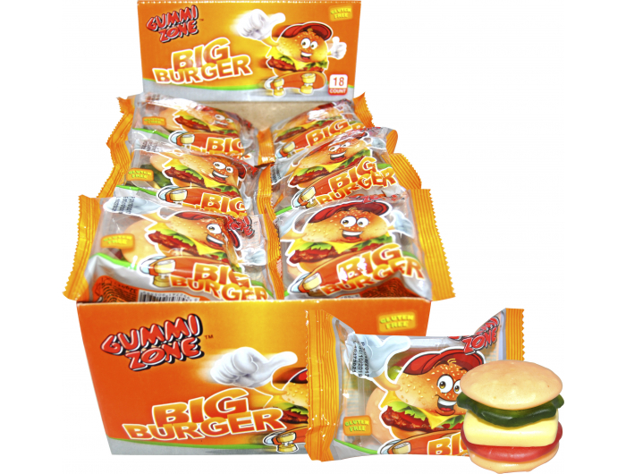 Big Burger gumene bombone 32 g