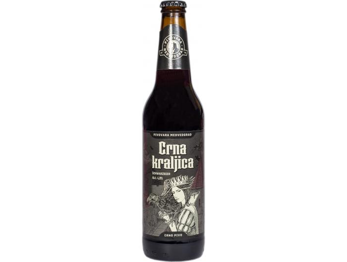 Crna kraljica Tamno pivo 0,5 L