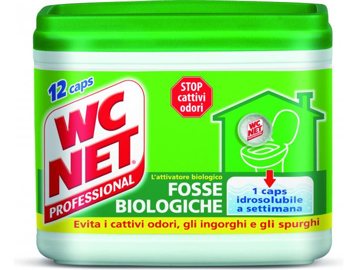 WC net za biološke septičke jame 1 pak 12 kom