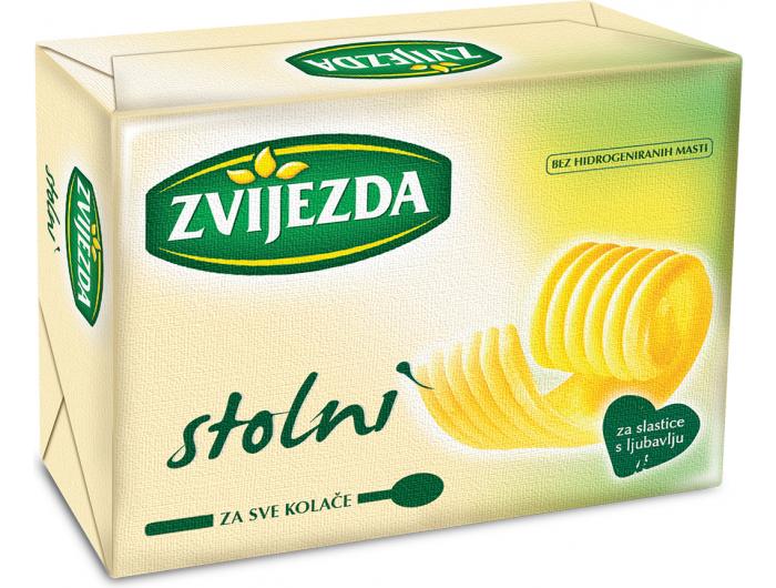 Zvijezda margarin stolni 250 g