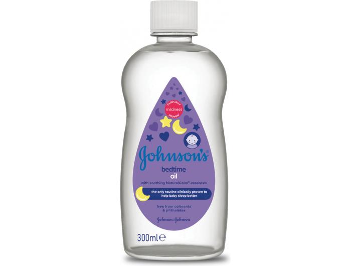 Johnson's Baby Bedtime Dječje ulje 300 ml