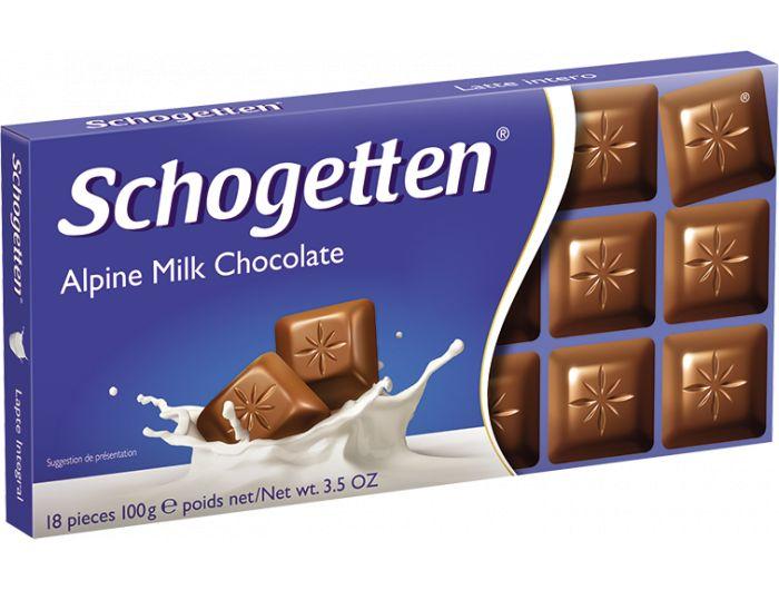 Schogetten čokolada mliječna 100 g