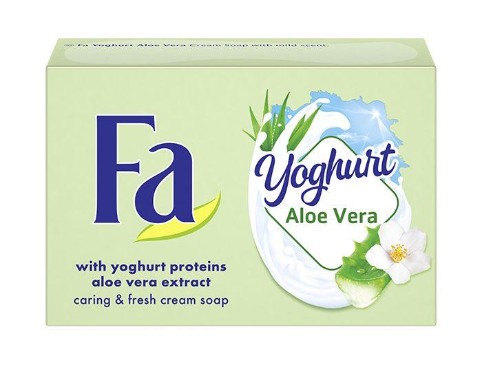 Fa sapun Green Yoghurt Aloe Vera 90g