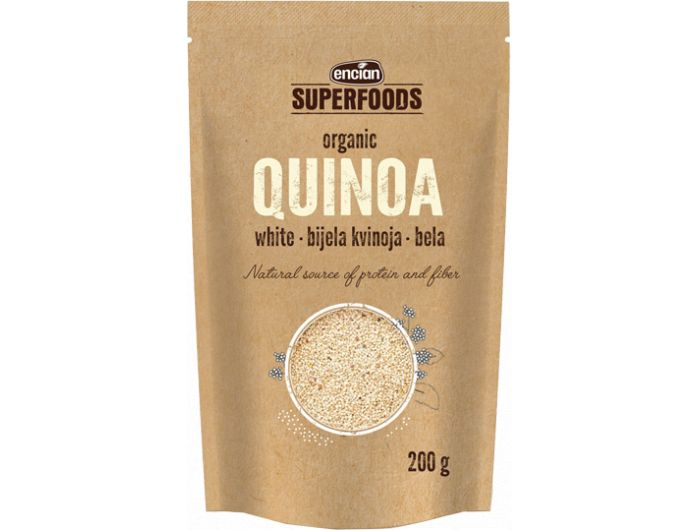 Bio bijela kvinoja, 200 g, Encian