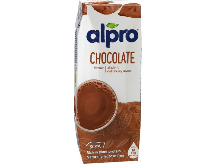 Alpro napitak od soje s okusom čokolade 250 ml