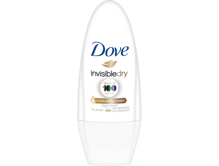 Dove Invisible Dry antiperspirant roll-on 50 ml