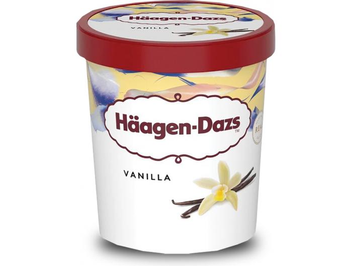 Haagen-Dazs sladoled vanilija 460 ml