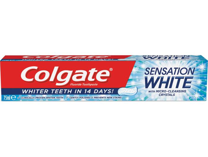 Colgate pasta za zube Sensation White 75 ml