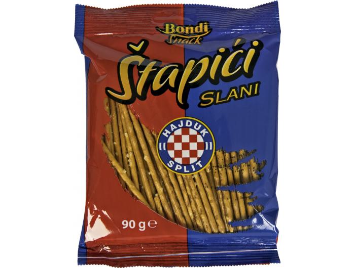 Bondi Hajduk slani štapići 90 g