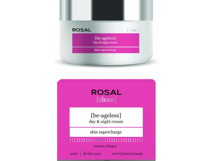 Rosal krema za lice s kolagenom 50 ml
