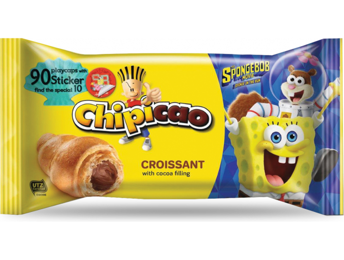 Chipita 7days croissant kakao 60 g