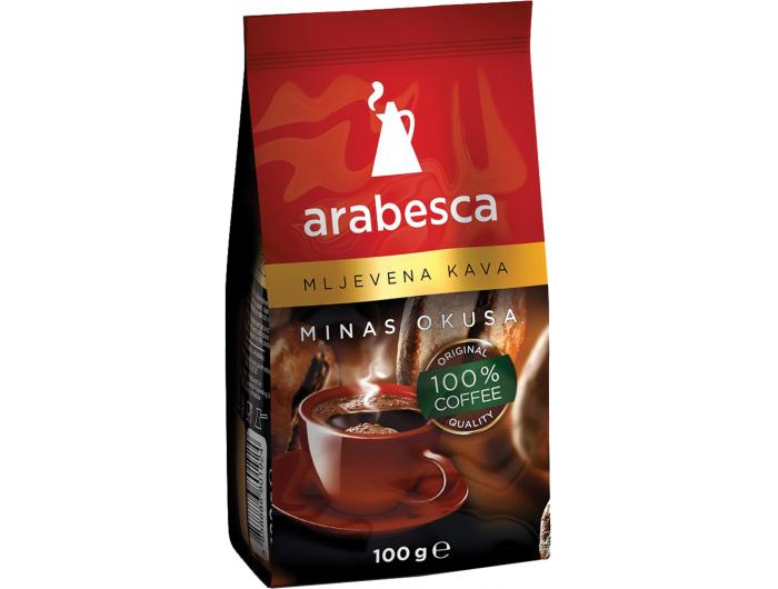 Arabesca Minas mljevena kava 100 g