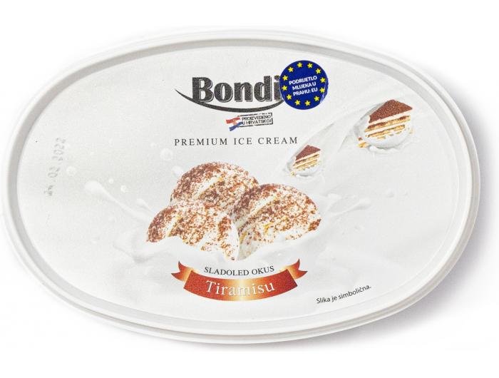 Bondi sladoled tiramisu 1 L