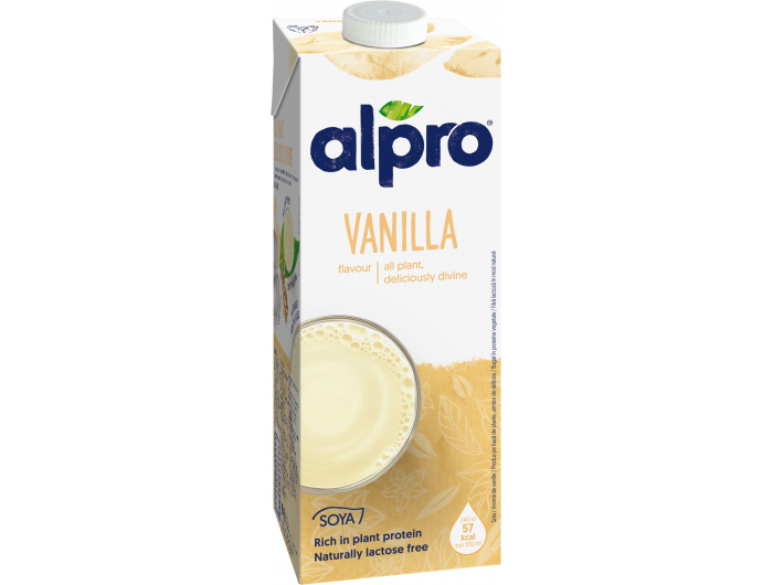 Alpro napitak od soje s okusom vanilije 1 L