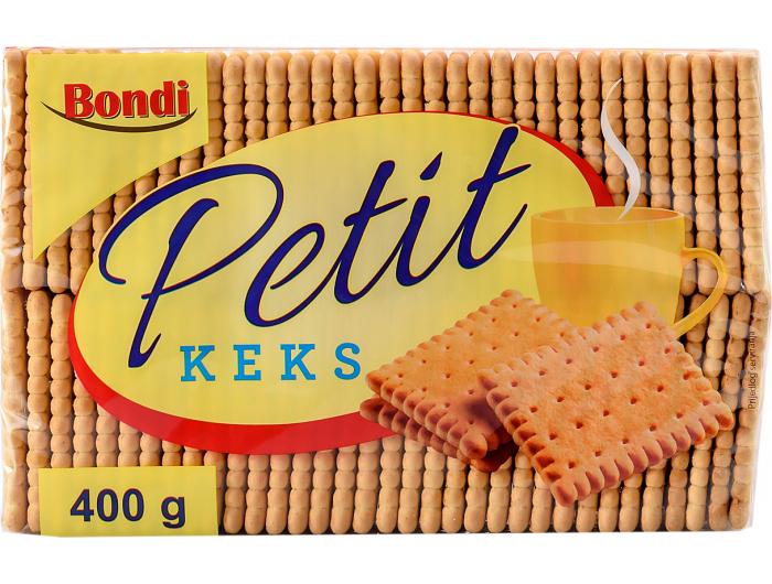 Bondi Petit keks 400 g