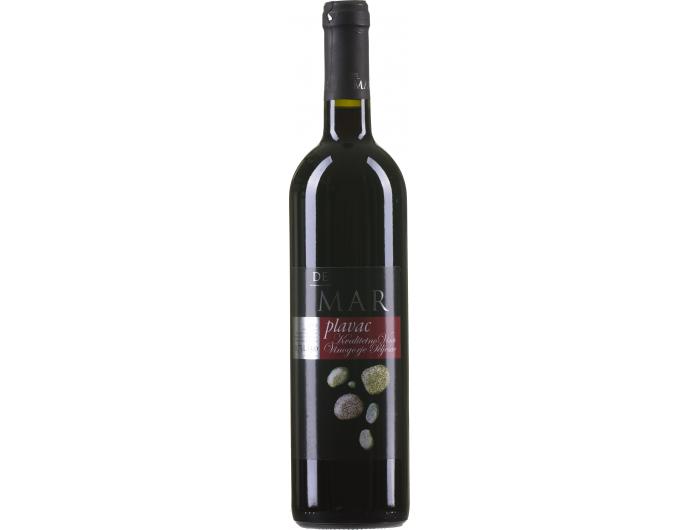 Plavac Vinogorje Pelješac de Mar kvalitetno vino 0,75 L