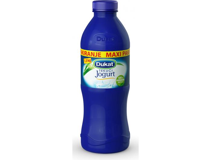 Dukat tekući jogurt 2,8% m.m. 1,5 kg