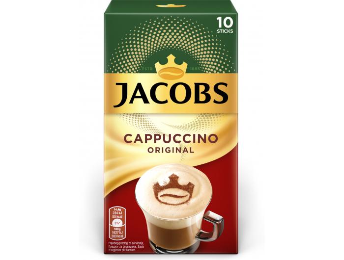 Jacobs Original instant cappuccino 144 g