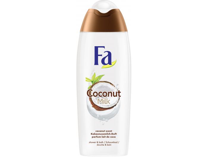 Fa pjena za kupanje Coconut Milk 500 ml