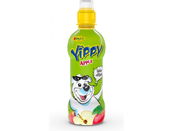 Rauch Yippy negazirano piće jabuka 0,33 L