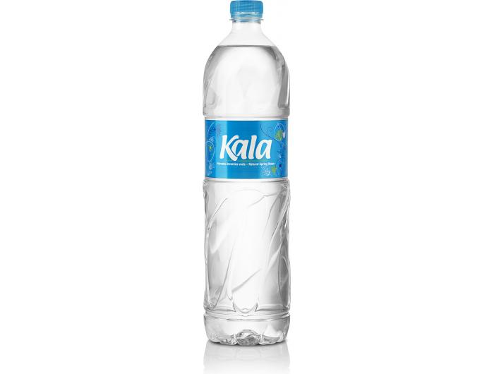 Kala prirodna izvorska negazirana voda 1,5 L