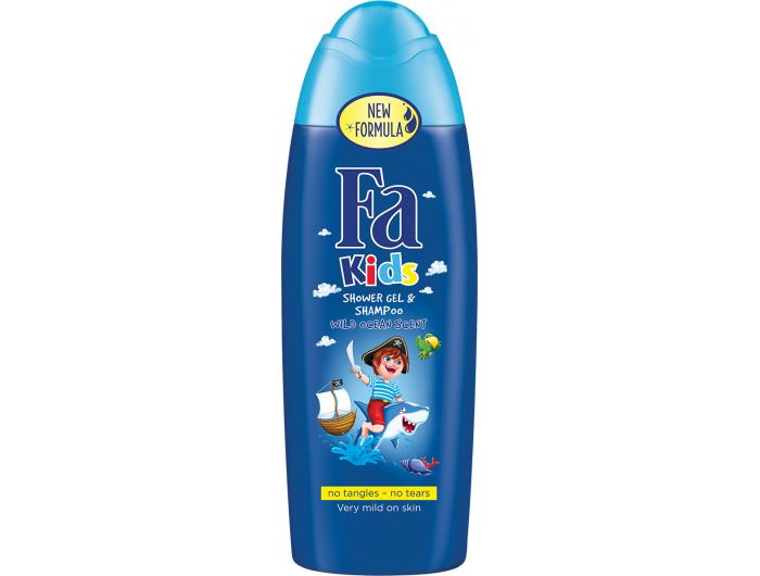 Fa Kids Gel za tuširanje za dječake 250 ml