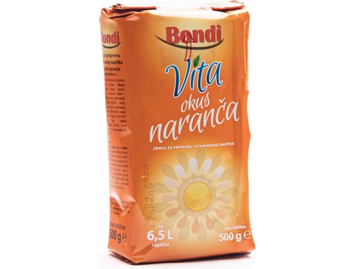 Bondi Vita Instant napitak od naranče 500 g
