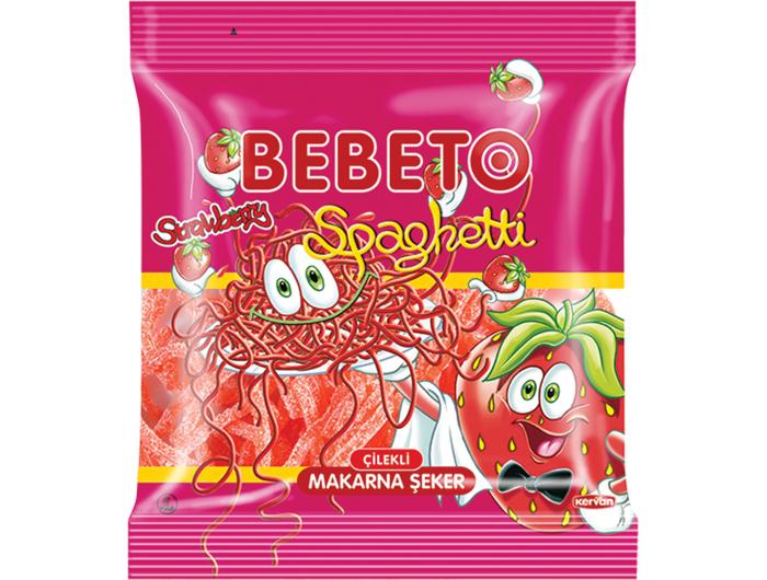 Bebeto jagoda gumeni bomboni  80 g