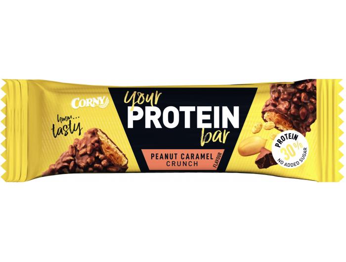 Corny protein pločica s kikirikijem i karamelom 45g