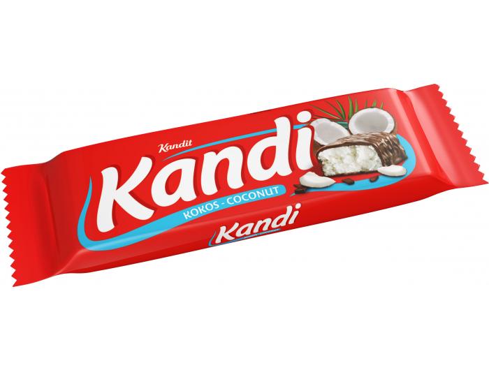 Kandit Kandi Kokos čokolada 30 g