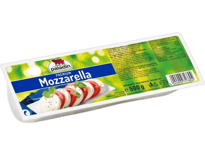 Paladin sir mozzarella 0,5 kg