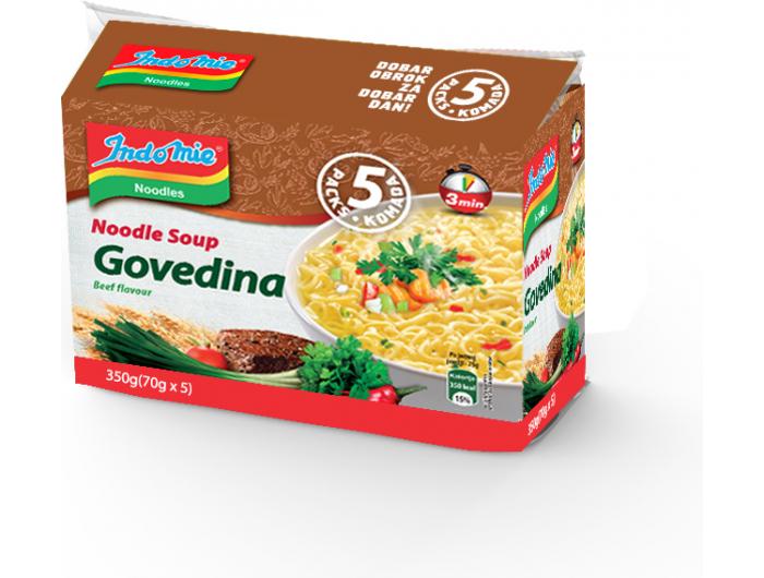 Indomie Goveđa instant juha 375 g