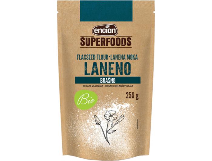 Encian BIO laneno brašno250 g