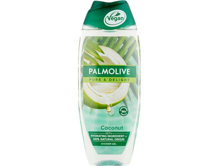 Palmolive Naturals Krema za tuširanje coconut 250 ml